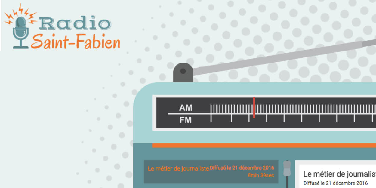Web Radio Saint-Fabien
